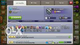clash of clans email for sale