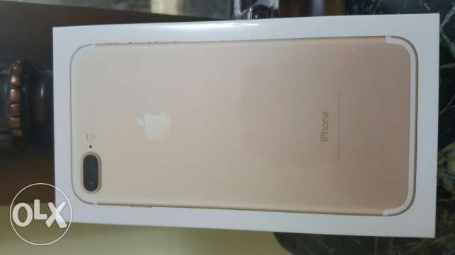 I phone 7 plus gold 128 g