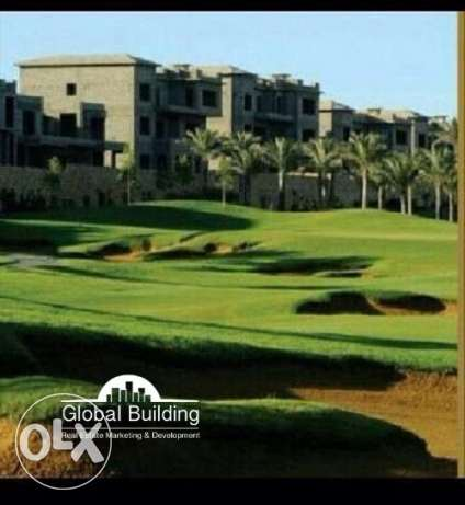 Katameya Dunes, Twin House Very Prime Location for sale القاهرة الجديدة - أخرى -  2