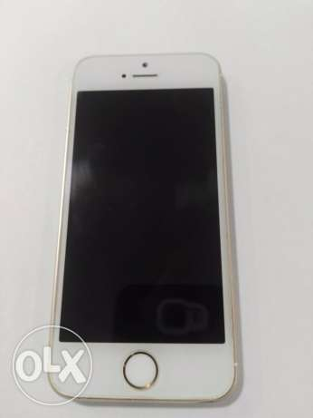 Iphone 5s gold 16 gb النزهة -  6