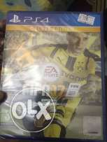 Fifa 17 Arabic Deluxe Edition NEW AND SEALED