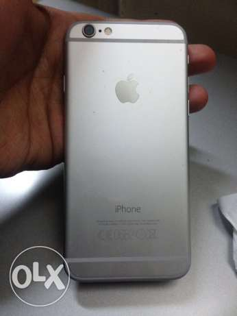 iPhone 6 selver الساحل -  7