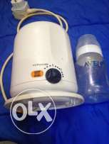 Mothercare bottle warmer made in uk