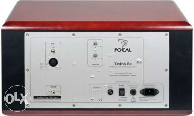 Focal Twin6 Be studio monitors وسط القاهرة -  2