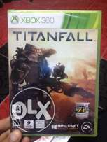 TitansFall For Xbox 360 New Haven't been Used