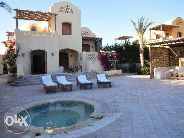 Villa in El Gouna for rent!