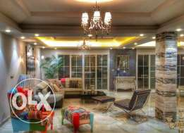 Villa for sale in Rehab city 2
