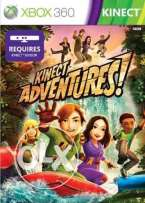 Xbox 360 game (Kinect adventures)