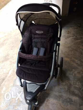 Graco Trekko Stroller (Stroller, Car seat and Base)