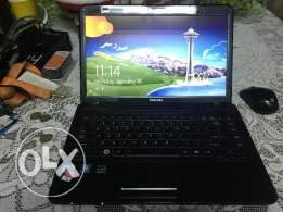 Laptop Toshiba Satellite L645-S9430d(Special for Photography Editing)