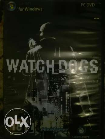 Watch Dogs Pc DVD full مدينة نصر -  1