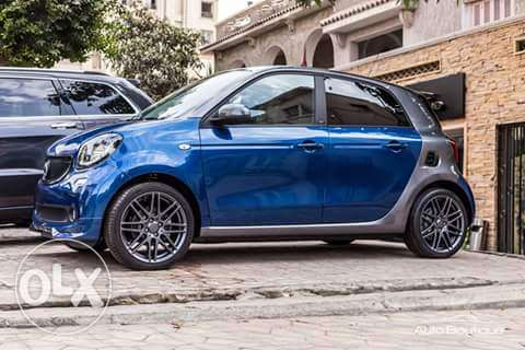 2017 SMART ForFour Brabus