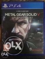 "MeTaL GeaR Solid V "" Ground ZeRoeS "" Ps4"