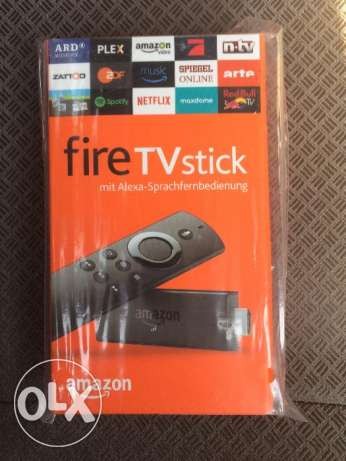 Amazon Fire TV Stick streaming media player (2nd Gen) BRAND NEW SEALED