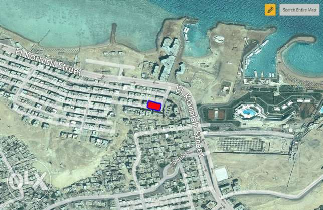 Land for sale in Hurghada 700 M - 3 Streets
