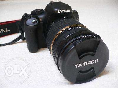 Canon 700-D With Tamron 18-270 mm VC Lens in New Condition