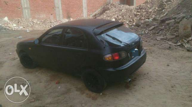 Daewoo for sale lanos hach back