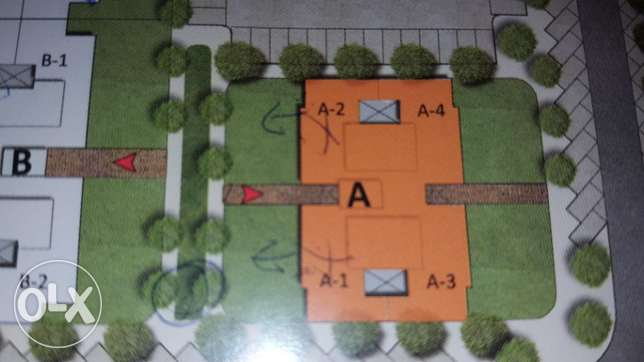 150m apartment with 70m garden at eastown sodic phase 1