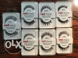 red Cherry Lashes رموش