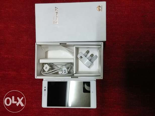 HUAWEI Ascend P7 like new الحلمية -  2