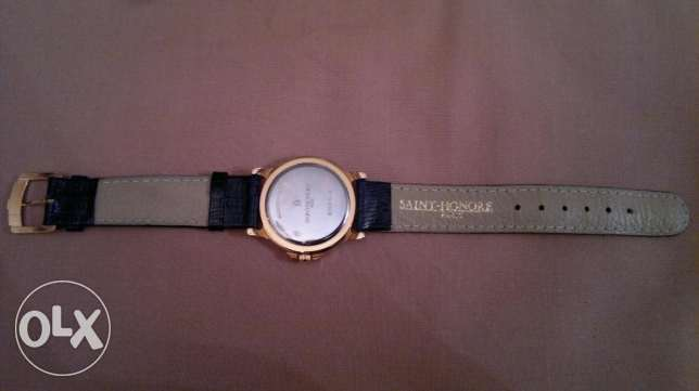 Saint Honore Paris Watch - Blue العباسية -  5