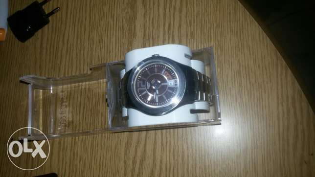 Swatch watch swiss made