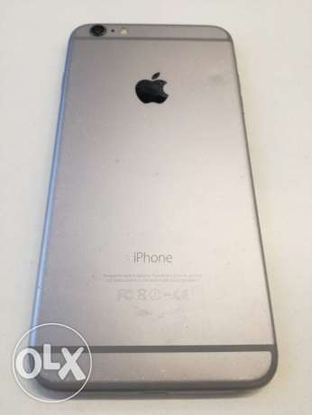 iphone 6plus 16G silver