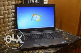 رمات 8 جيجا /شاشه 15.6 بوصهDELL PRECISION/CORE I7 2720QM