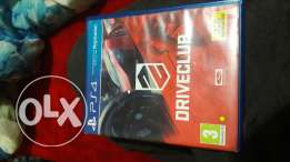 Drive club game for sale