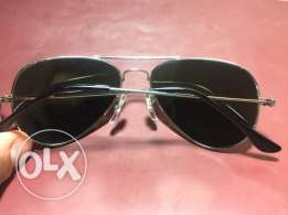 rayban glasses first copy .. made in Italy .. silver mirror
