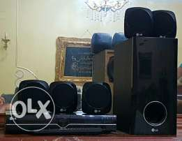 LG Home Theater HT-355