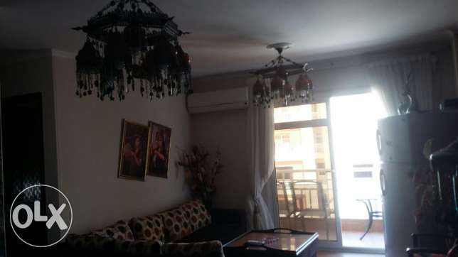 Madinty Furnished airconditioned apartment مدينتي -  8