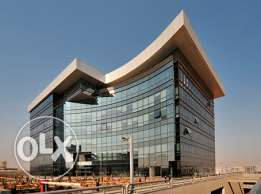 Office for rent in 90 street new cairo