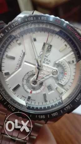 tag heuer grand carrera calibre 36 (original)