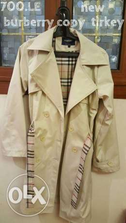 New burberry jacket high copy from turkey