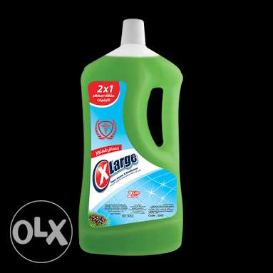 X-Large Cleaner