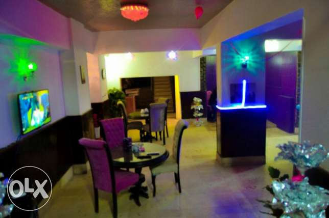 Coffee shop for rent in 6th octobr. كافى شوب للايجار behind housary