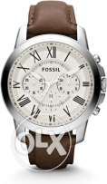Fossil FS4735 For Men (Analog, Casual Watch)