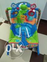 Infant & toddler rocker, Fisher Price brand