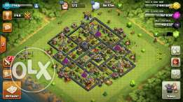 Account on clash of clans
