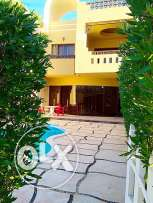 villa for rent Sahl Hasheesh Ocean Breeze