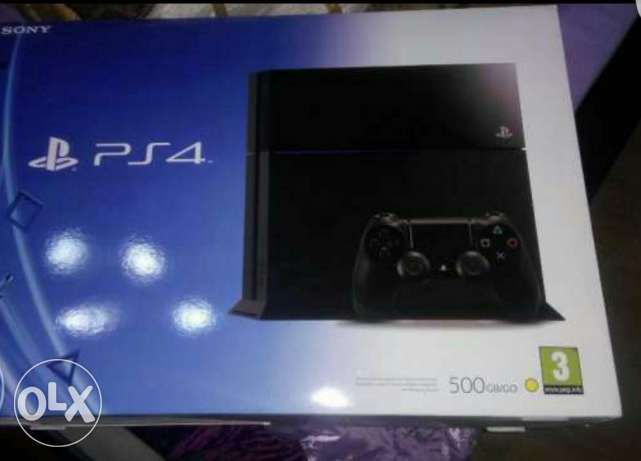 Playstation4 for sale or trade with note 5 مصر الجديدة -  1