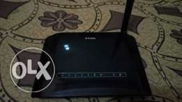 راوتر d-link dsl-2640u wireless n 150 router
