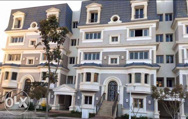 Apartment corner for sale in Mountain view Hyde park, amazing locatio التجمع الخامس -  1