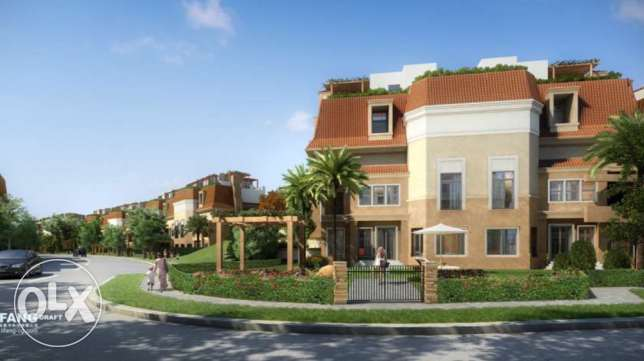 s-vila for sale 0% down payment and 7 years installment in Sarai التجمع الخامس -  4