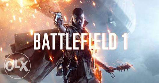 Battlefield 1 Primary Digital Account For Sale PS4