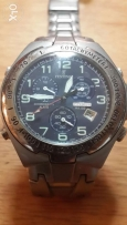 Original japan Festina watch as new made of titanium