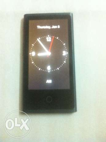 Ipod nano 7 generation for sell or exchange for ipad mini 3g