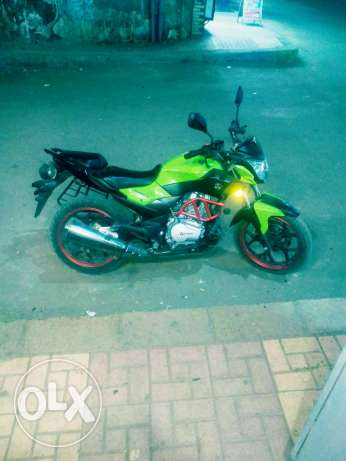Fc20016 Motorcycle