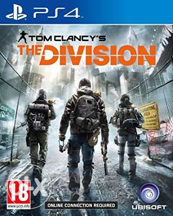 The division ps4 good condition